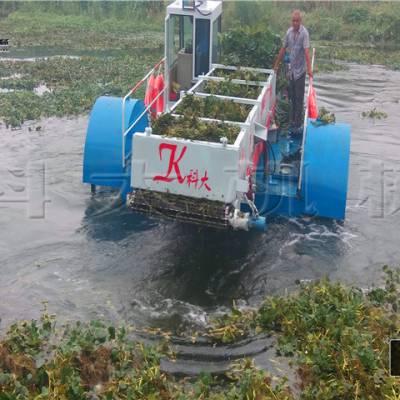 湖北水草收割船 打捞清理水葫芦设备
