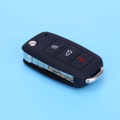 深圳硅胶厂现货供应大众汽车专用硅胶钥匙包套 汽车钥匙套OEM定制 大众朗逸捷达桑塔纳帕钥匙套工厂