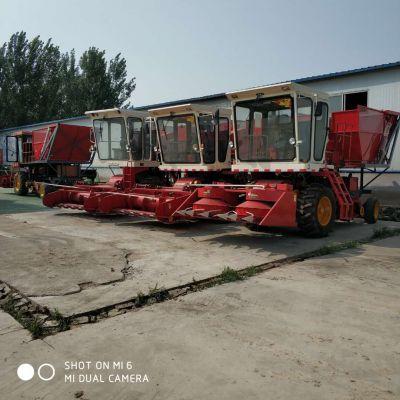 玉米秸秆粉碎青储机青贮机厂家秸秆收割机