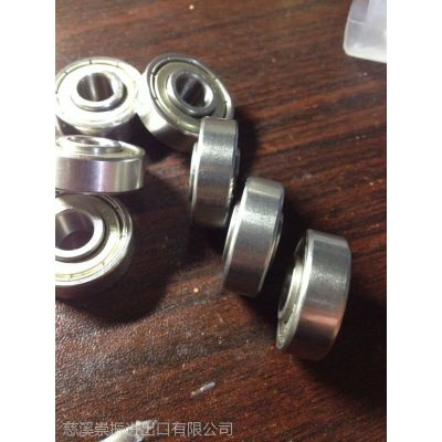 Special textile bearing 608 8*22*14