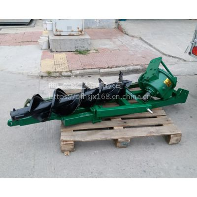 厂家直销 挖坑机300公分直径报价 硬土耐磨挖坑机