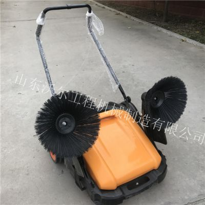 920款 小型大容量手推式道路清扫车 环卫清扫车厂家直销
