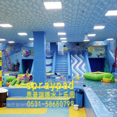 山东室内水上乐园加盟 水上游乐设施 泳池过滤设备厂家