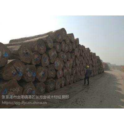 非洲刚果金柚木王大美木豆原木大板料刨切木皮