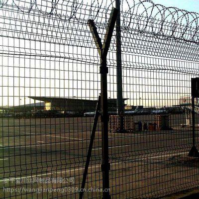 锌钢358护栏 定做监狱护栏 机场护栏