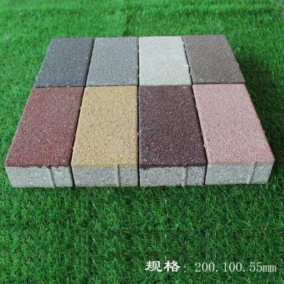 蜗牛陶瓷 厂家直销生态陶瓷透水砖 规格全 颜色多 价格优
