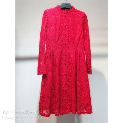 艾薇儿欧美连衣裙一手货源衣联网女装批发网河南大码女装加盟店
