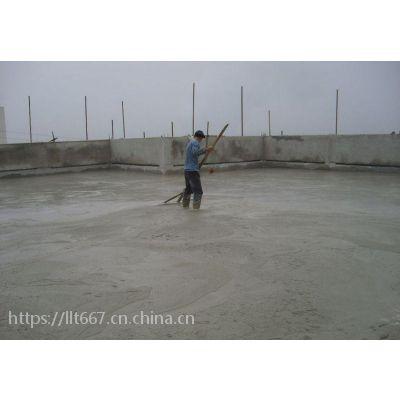 供应陕西方长发泡混凝土商洛屋面保温,发泡水泥,找坡,室内地暖垫层