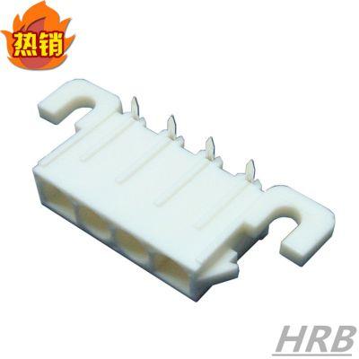 间距6.35mm连接器 智能卫浴加热器应用连接器 63080针座 牛角