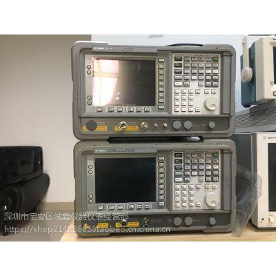 优价出售美国agilent安捷伦E4407b/E4408b频谱分析仪9KHZ-26.5GHZ