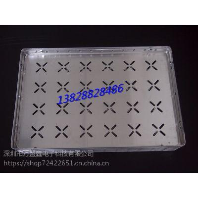 万盟鑫供应LED烤箱 PCB电路板烘烤箱用铝盘 节能烘箱铝盘