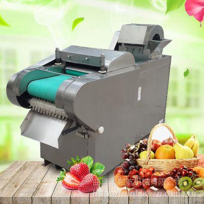 食堂蔬菜切丝机 启航新鲜芦笋切片机 电动快速高效腐竹切段机哪里有卖