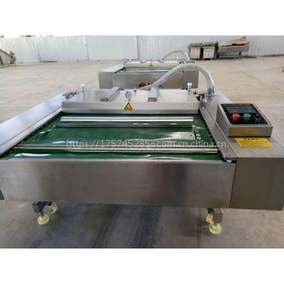 粉条豆腐皮食品全自动真空包装机 火锅专业