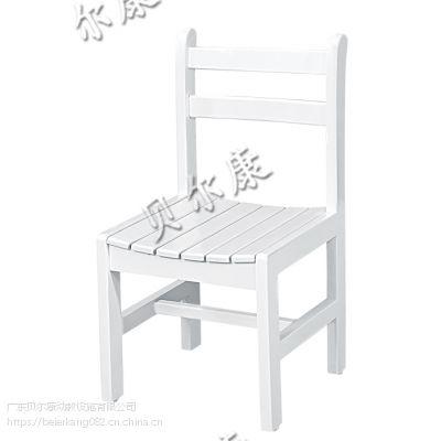 贝尔康木椅 条形椅 幼儿园木椅 学生椅