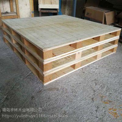 平度木托盘 新材料产品出口贸易包装胶合板优惠