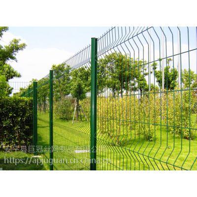 公路防护栅栏公路围栏网浸塑护栏网