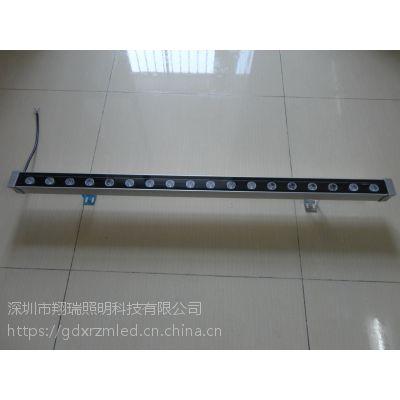 翔瑞照明-主营LED线条灯、单色、全彩各类规格尺寸、联系电话13632660756王R