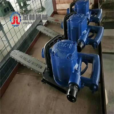 中国山西太原月底促销FLJ-400风动链锯