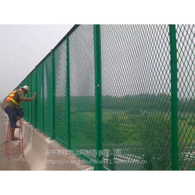 高速安全防护网厂家绿色铁丝网围栏厂家祥筑直营