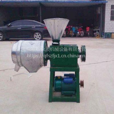 278锥形杂粮磨面机 多功能小钢磨玉米磨面机 粮食加工机械