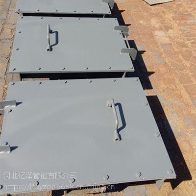 实体厂家供应许昌YZLD55003-500*600矩形人孔