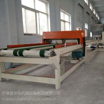 山东永乐机械防火匀质板设备采用结构防火的技术方法满足消防安全要求