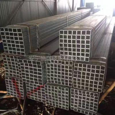昆明钢材价格 昆明方管批发 材质Q235B 规格30x50x1.5