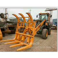保定升降式抓木机抓木器整装抓机夹木器抓钢机废铁废品器可加工定制