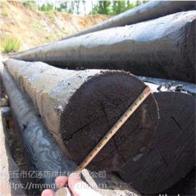 厂家直销大量油木杆