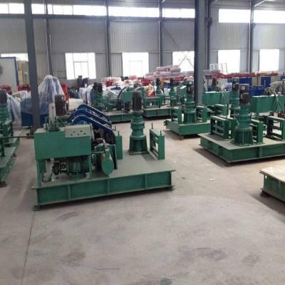 中拓工字钢等多种型钢冷弯机传动平稳准确定位