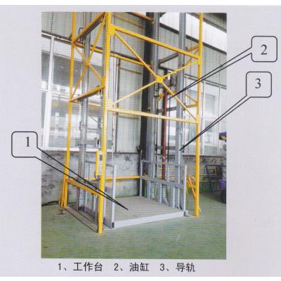 升降机佛山广州厂家直销工厂专用液压升降平台杂物货梯杂物电梯