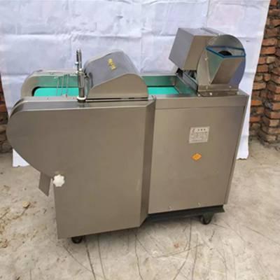 多功能商用电动切菜机 商用大型切菜机 启航食堂果蔬切丝切丁机
