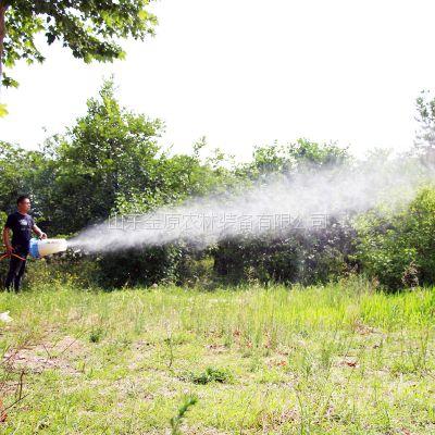 山东金原供应小型手提式风送喷雾机 小型风送式果园喷雾器