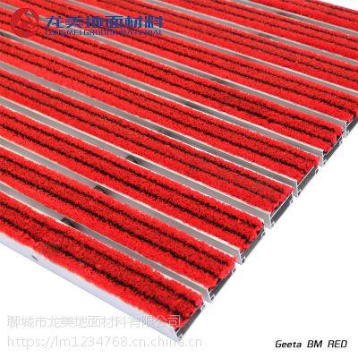 厂家直销铝合金进门防滑垫 门厅处铺设防滑抗磨现代简约地垫