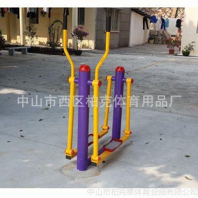 柏克体育镀锌管健身路径 学校专用健身器材 公园社区体育器械厂家