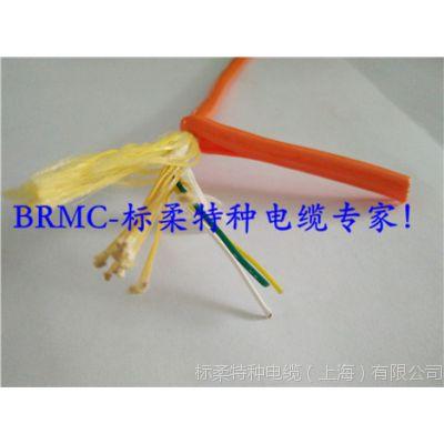 高强度抗拉电缆 耐拽奶油浮力缆