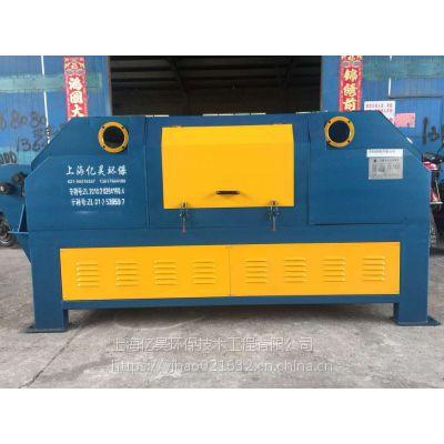 供应亿昊环保退火丝无酸洗砂带除锈机SD-06,适用于退火丝Φ2.5mm-Φ5.0mm表面除锈