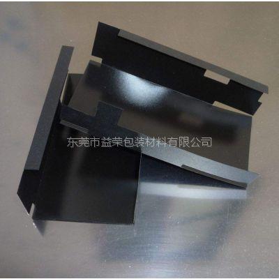 东莞厂家供应 电源电子电器专用黑色阻燃绝缘片 耐高温PC麦拉片 PP PET