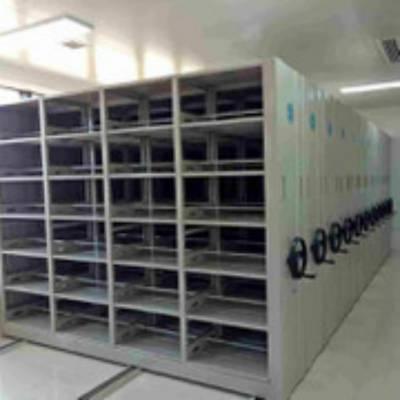 钢制移动档案柜|手动档案密集架|手摇密集柜|生产厂家