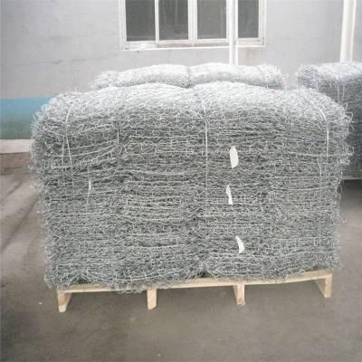 铅丝笼 铅丝石笼网 格宾石笼护岸