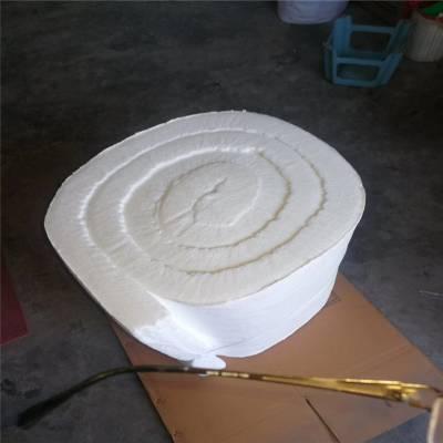 生产厂A级吸音硅酸铝甩丝纤维毯 规格 国美硅酸铝针刺毡