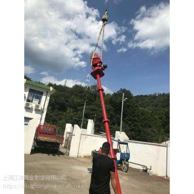 干式电机长轴稳压泵XBD4.5/5GJ-RJC 消防加压泵 液下3.5米