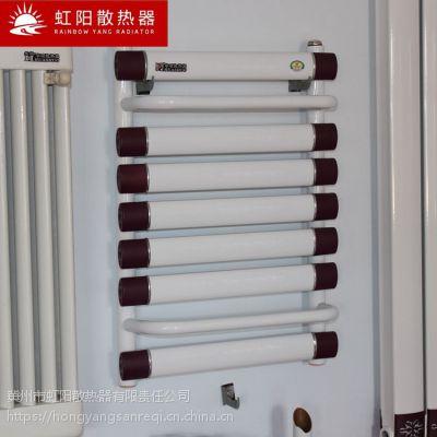 河北虹圣阳定制 供应 钢制背篓散热器 钢制柱型暖气片 全国发货 量大从优
