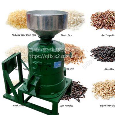 富兴 燕麦脱皮脱皮机 荞麦脱壳机 水稻制米碾米机