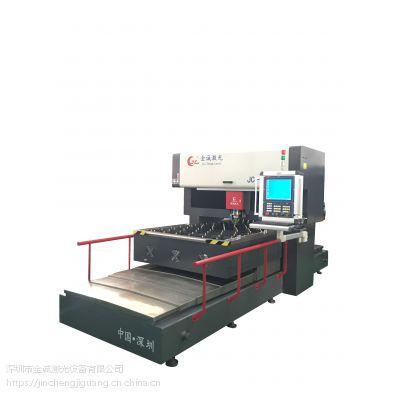 供应1500W大功率木板激光刀模切割机