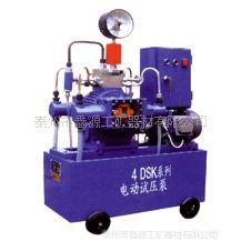 专业供应手提式试压泵 立式试压泵 4DSB电动试压泵