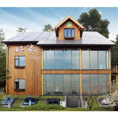 多层生态住宅建筑设计
