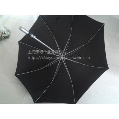 供应塑料弯柄广告伞 弯柄直杆广告伞 自动广告伞生产工厂 促销广告伞定制