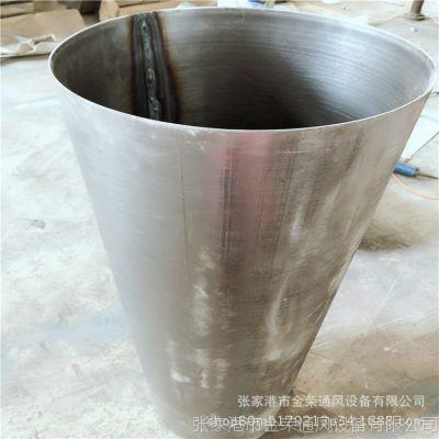 风管厂家直销批发不锈钢镜面焊接圆形风管排气管 焊接风管