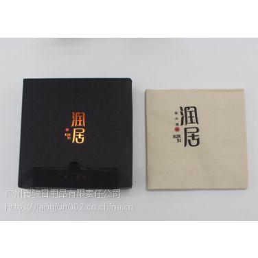 广州批发荷包纸巾,广告荷包纸巾厂家定制,批发餐巾纸